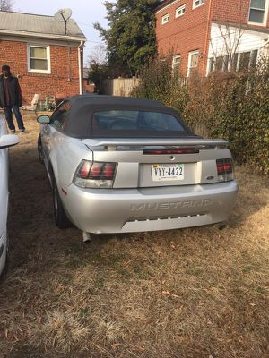 2004 Ford Mustang Drop top for Sale in Capitol Heights, MD