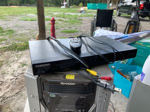 DVD player for Sale in Plant City, FL