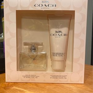 Coach Perfume Gift Set for Sale in South El Monte, CA