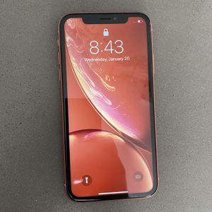 Apple iPhone XR Unlocked 128GB for Sale in Burbank, CA