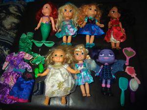 Disney Princess Dolls Lot for Sale in Tacoma, WA