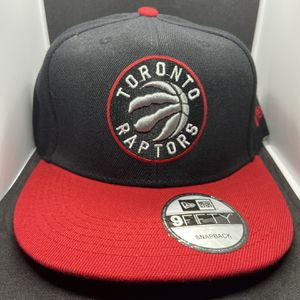 TORONTO RAPTORS NEW ERA NBA SNAPBACK HAT BRAND NEW for Sale in Buffalo, NY