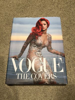 Vogue Coffee Table Book for Sale in Seattle, WA