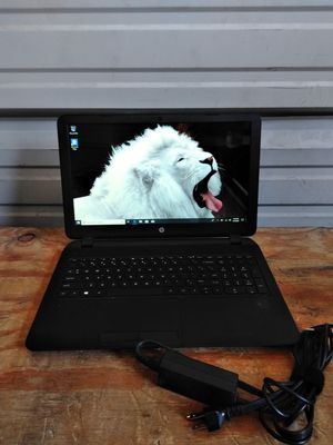 Hp TouchScreen laptop & charger for Sale in Spring, TX