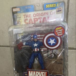 Captain America Marvel Legends Action Figure for Sale in Los Angeles, CA
