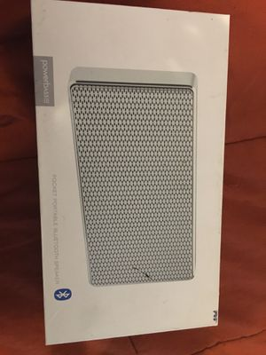 Powerbass Bluetooth Speaker for Sale in Austin, TX