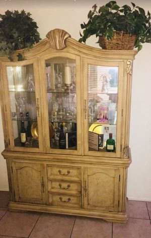 Ashley Furniture North S Collection China Cabinet For In Avondale Az