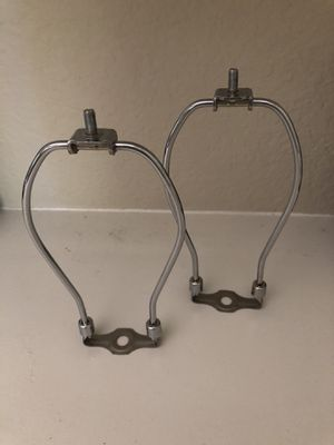 Lamp harps - Set of two (New, never used) for Sale in Upland, CA