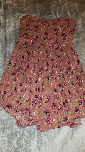 Sweetheart summer dress, medium/large for Sale in Humble, TX