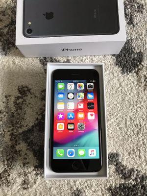 iPhone 7 128GB Unlocked Black for Sale in Sacramento, CA