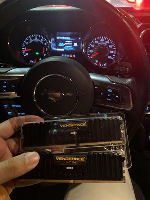 24gb DDR4 RAM Corsair Vengeance for Sale in Lilburn, GA