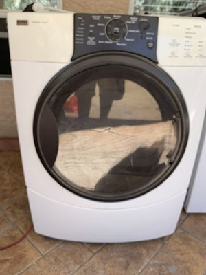 Elite Kenmore front load gas dryer heavy duty with bulky sheet for Sale in North Las Vegas, NV