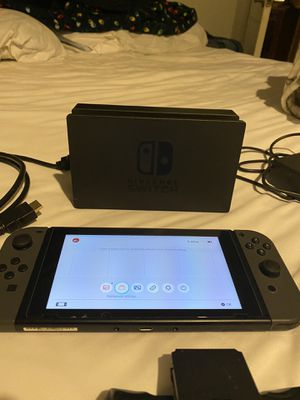 Nintendo switch for Sale in Johnston, RI