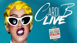 Cardi B tickets 3 right next to each other 115 each for Sale in Paso Robles, CA