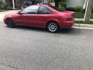 1993 Honda Civic for Sale in Alexandria, VA