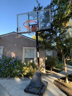 Basketball hoop Spaulding for Sale in Santa Clara, CA