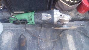 "Hitachi 9""side grinder for Sale in Ocean Springs, MS"