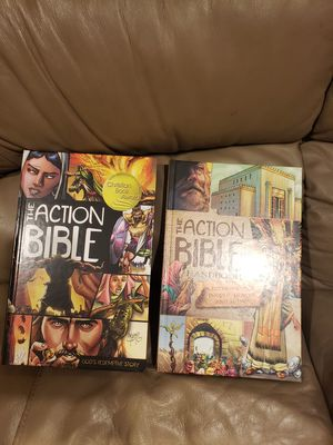 The Action Bible for Sale in Garden Grove, CA