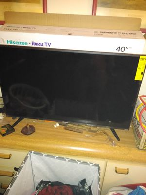 Brand new Roku TV 40 in for Sale in OCEAN BRZ PK, FL