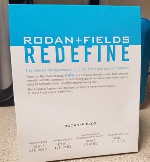 Rodan + Fields ReDefine Treatment w/ Lash Boost for Sale in Auburn, WA