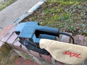 Skil belt sander for Sale in Brooklyn Park, MD