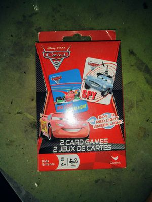 Cars card set for Sale in Auburndale, FL