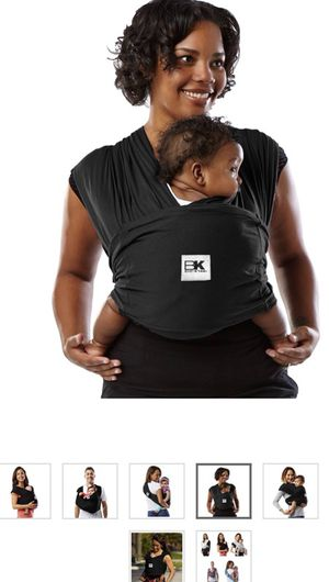 Baby K'tan ORIGINAL Baby Wrap Carrier for Sale in Taylorsville, UT