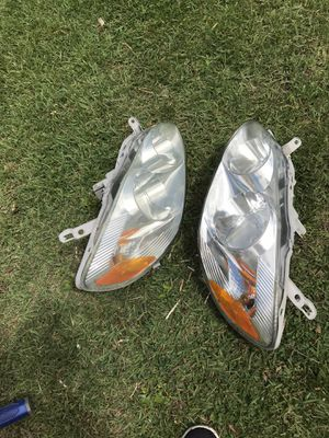 Head lights Toyota Corolla 2003 to 2007 and starter for Sale in Alexandria, VA