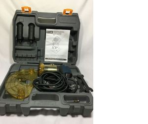 Ryobi laminate trimmer double insulated tr45 kit for Sale in Pinellas Park, FL