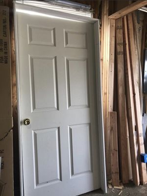 """36"""" Wood Door for Sale in Long Branch, NJ"""
