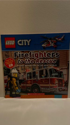 Lego City: Firefighters to the Rescue for Sale in San Jose, CA