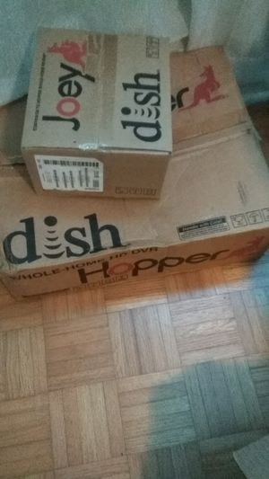 Dish Network Hopper3 & Joey 3. for Sale in Victoria, TX