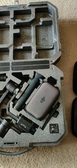 DJI RONIN S (with TILTA Nucleus follow focus) $345 for Sale in Rockville,  MD
