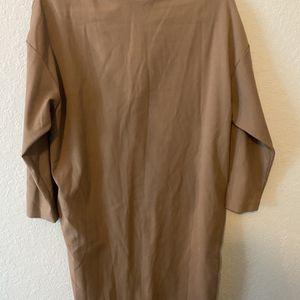 Camel tunic dress for Sale in Longwood, FL