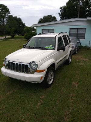 2006 jeep liberty limited for Sale in Lake Wales, FL