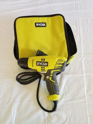 RYOBI ELECTRIC COMPACT DRILL ASKING $35 for Sale in Weslaco, TX