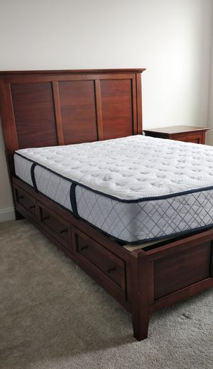 One set of bedroom furniture for $700 for Sale in Hyattsville, MD