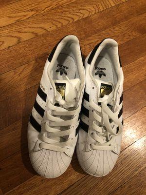 Adidas Super Stars Kids 4 / women's 6 for Sale in Berkeley, CA