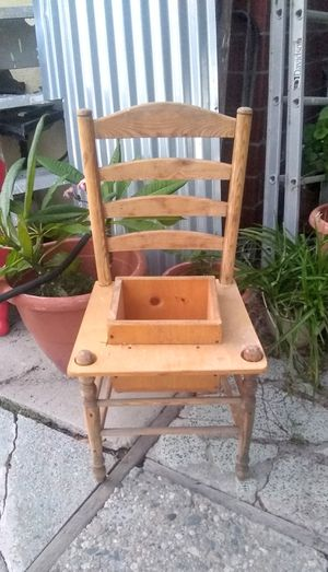 Chair Plant Stand for Sale in Whittier, CA