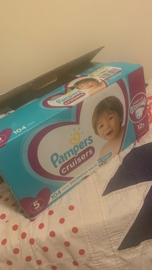 Pampers cruisers for Sale in Lewisville, TX