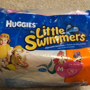Huggies Little Swimmers & Pull-ups for Sale in Cypress, CA