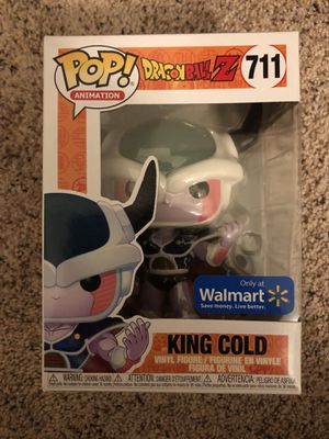 Funko Pop Vinyl - Dragonball Z 🐉💥 - King Cold (Walmart Exclusive) for Sale in Fairfax, VA