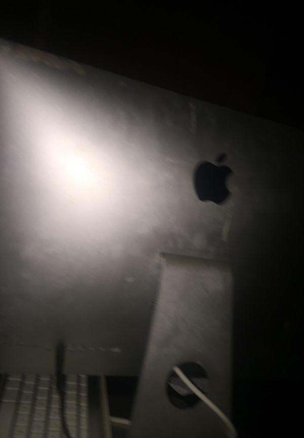 iMac late 2012 2013 model