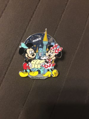 New Disney pins have 5 of them all for $5 for Sale in Denver, CO