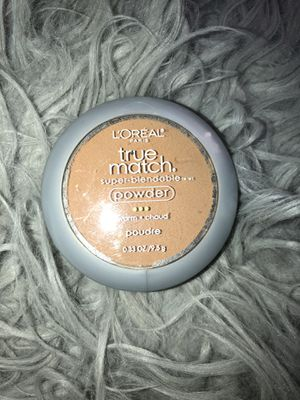 L'Oréal True Match foundation/ pressed powder for Sale in Ceres, CA