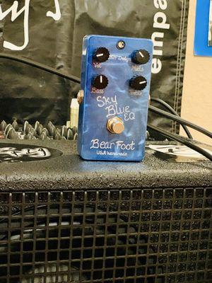 Boutique EQ pedal. MINT . Clean up that tone! for Sale in San Antonio, TX