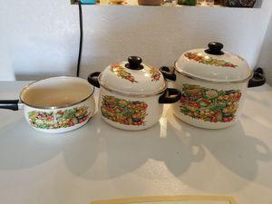 Kitchen Pots for Sale in Chula Vista, CA