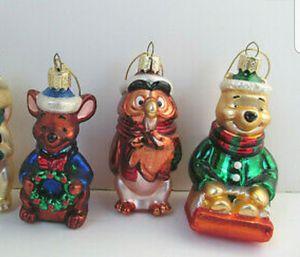 Pooh Owl Piglet Disney Ornaments for Sale in Blackwood, NJ