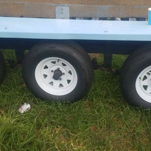 30ft Tri Axle boat trailer for Sale in New Port Richey, FL