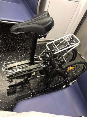 Folding bike citizen for Sale in Beltsville, MD
